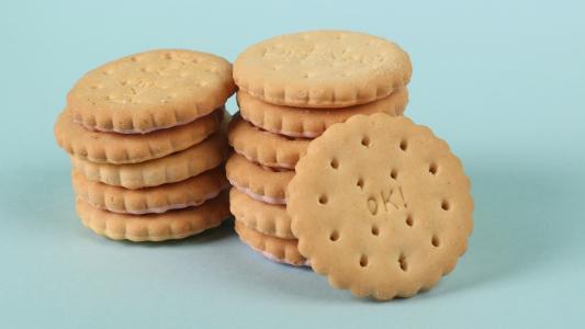 酥脆香口的饼干