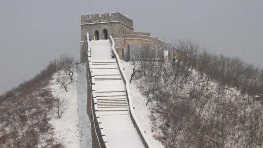 中国万里长城自然风光