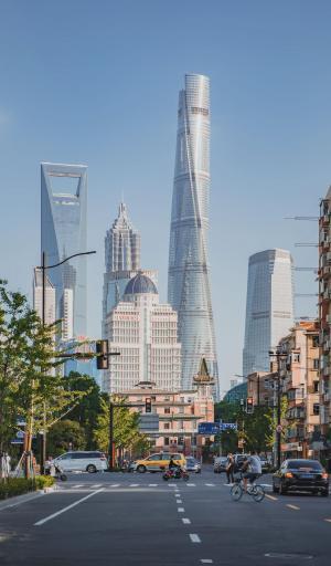 上海魔都风光