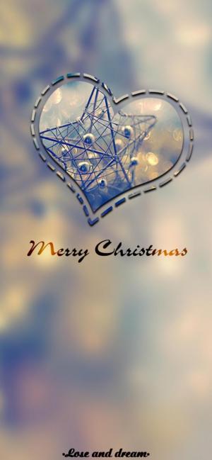 圣诞节快乐创意英文设计