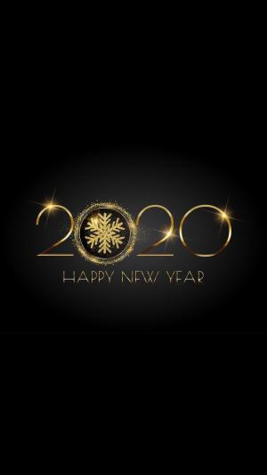 2020鼠年新年快乐