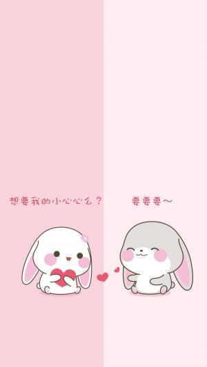 甜兔酱和泥萌兔幸福生活