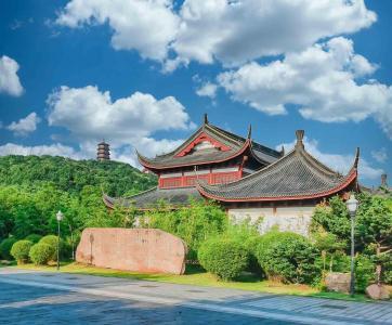 庐陵文化生态园景色