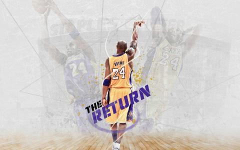 NBA永远的超级巨星科比布莱恩特
