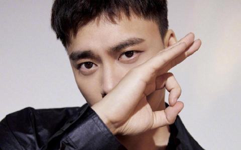 李易峰酷帅个人型男写真