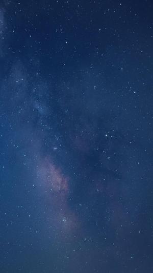 繁星满天的夜空